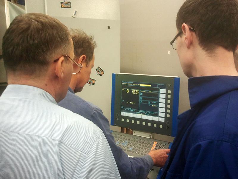 Szkolenie CNC